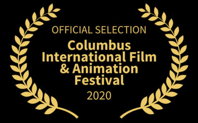 Pink Bike screening at Columbus International Film & Animation Festival 2020